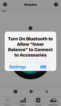 bluetooth notification image